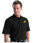 Polo Shirt Dickies -  Black - Gas Safe Logo