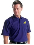 Polo Shirt Dickies - Royal Blue - Gas Safe Logo