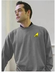Sweatshirt Dickies - Mid Grey - Gas Safe Logo